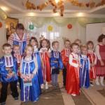 День матери в детском саду 2017.