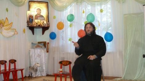 Встреча с православным психологом