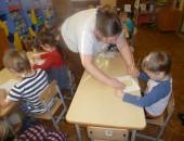 В нашем  детском саду прошли открытые занятия