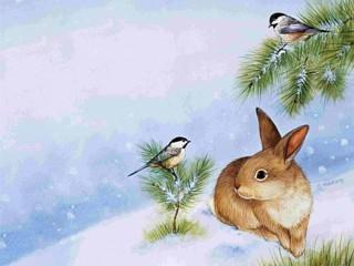 Сценарий открытого занятия для детей 2-3 лет на тему «В зимнем лесу»