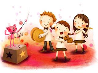 Музыкальная сюжетно-ролевая игра для детей 3-4 лет